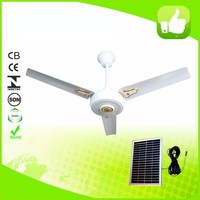Wholesale 12v solar energy saving ceiling fans with rechargeable &3A adaptor ventilador solar 12v dc fan motor