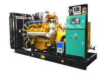 400kW Googol Gas Fuel No Diesel Generator without Pollution