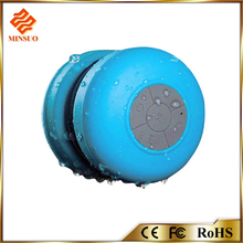SP-015 cheap bathroom bluetooth speaker with suction cup