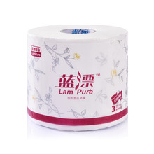 Bulk Bamboo Tissue White Toilet Paper Wholesale
