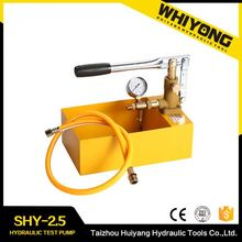Wholesale credible manual water pressure test pump with good service