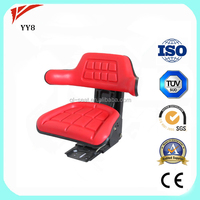 Farm and agriculture equipment mini harvester Seat fiat tractor spare parts