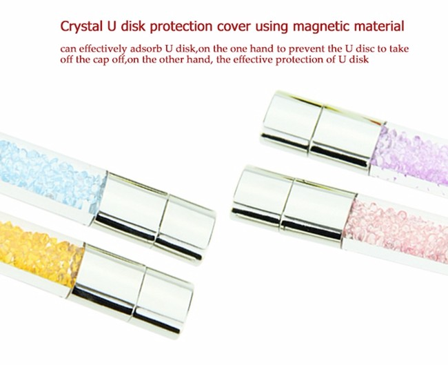 Promotional Price Professional Manufacturer Acrylic Use Usb Flash Drive