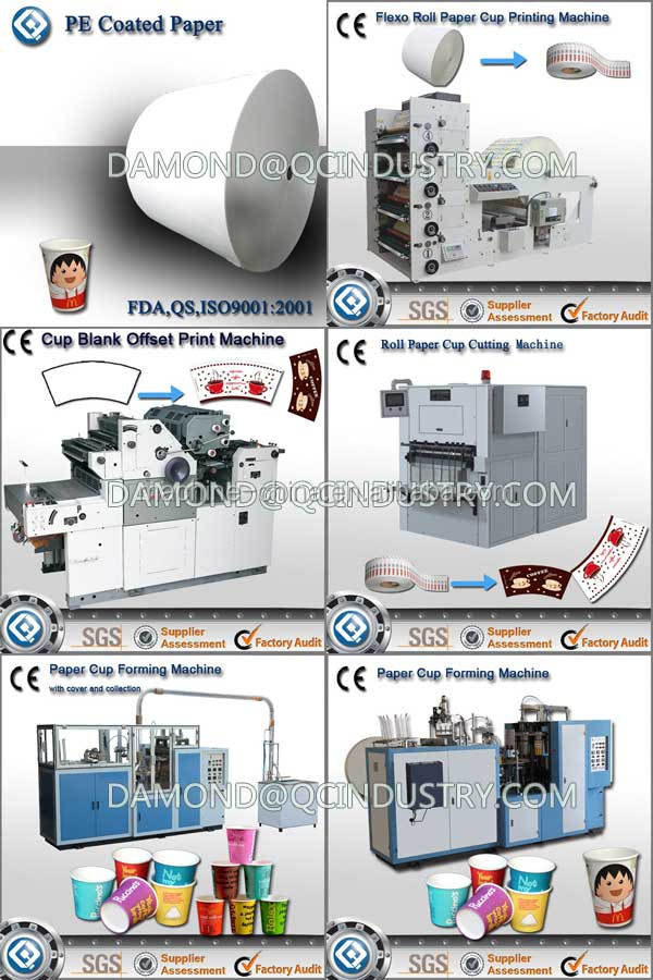 QH-9905 Paper Box Carton Erecting Machine