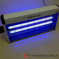 40W blue light insect killer 2x20w