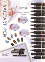 Nail Art Polish Painting Drawing Design Tool Nail Art Pen