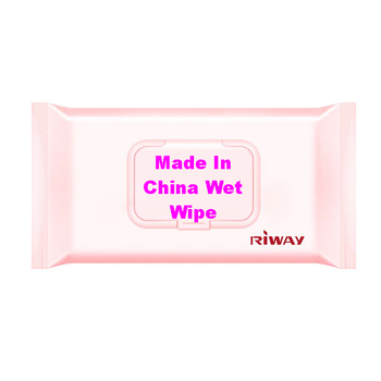 Best quality made in China wet wipe plastic case