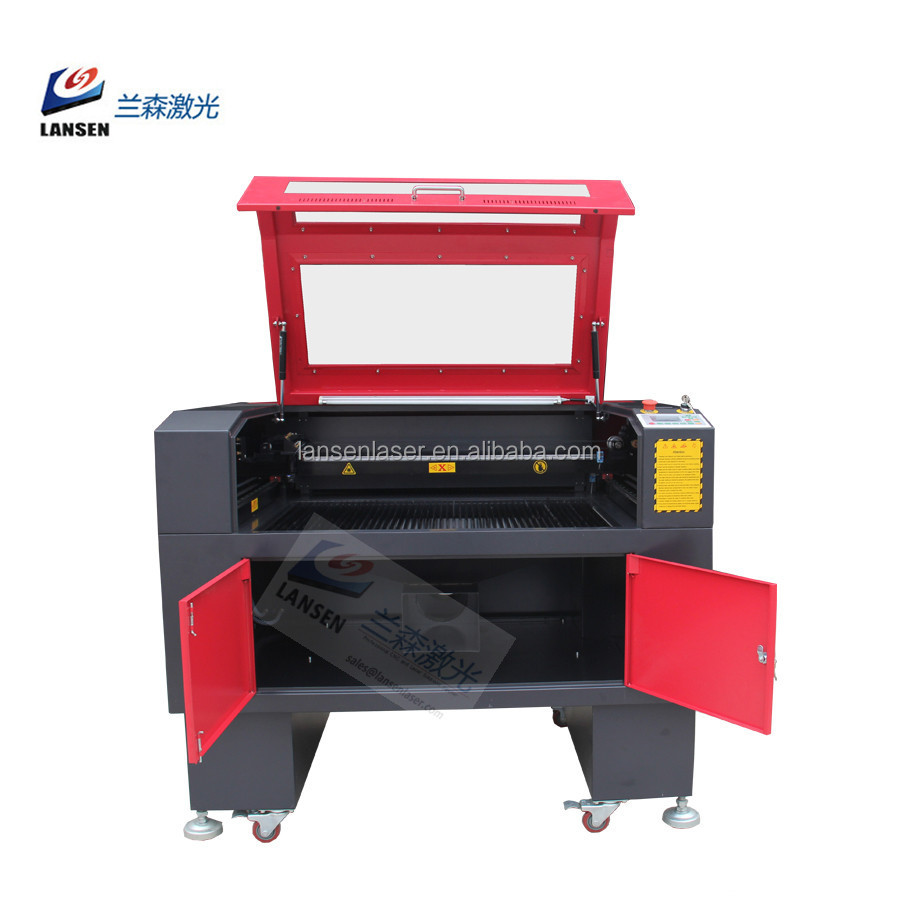 Most popular Advertising Laser <strong>Cut</strong> and Engrave purpose 6090 laser cutter for wood