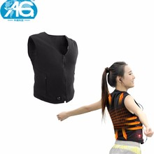 OEM Thermal Insulation Materia Intelligent Heating Sports Fitness Vest Clothing