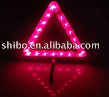 60 LED warning triangle-hot sales,warning brand,car safety warning triangle