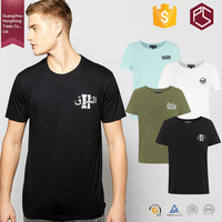 Guangzhou Men Cotton Customized Bulk Wholesale Printing Company Logo Tee Shirt