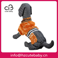 fake fur dog clothes