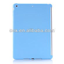 For Apple iPad Air iPad 5 Jelly Candy Color TPU Case Work With Smart Cover