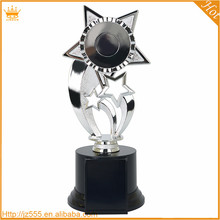 Direct buy china plastic star trophy