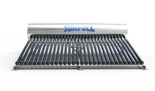 Cheap Price, Low Frame, Integrated Low Pressure Residential Aluminum Alloy Solar Water Heater Against Freeze