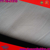 raw material brush finished peach cotton fabric, pants and trouser twill cotton fabric