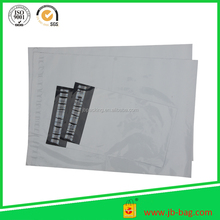 2017 alibaba supplier high quality postal bag, self adhesive plastic courier bag