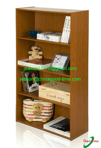 hot sale wood teak bookshelf