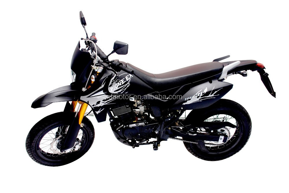 chinese model 250cc off road motorcycle