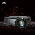 CRE X300 China Custom Logo Video Projector Lowest Price Mini Led Projector