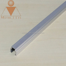powder coating or anodizing customized aluminium profile for LED