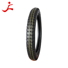 China Manufacturer Natural Rubber Mrf Motorcycle Tire 3.75-12