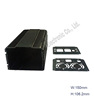 aluminum alloy power supply enclosure pcb smart switch box steel case