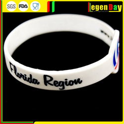 Best Brand Party bracelet rubber