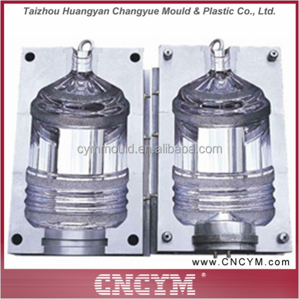 Excellent Material On time delivery Pet Blowing 2 cavity blow mold bottle