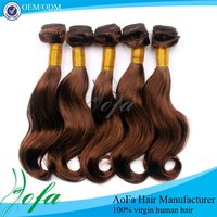 Large amount number of brazilian hair weaving