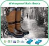 Good Performance Waterproof Knee Boots Waterproof Rain Boots