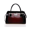 Real leather lady handbag leather pattern china handbag