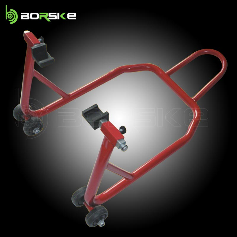 Rear/Back wheel Stand, motorcycle stand and paddock stand for motorcycle