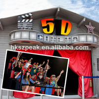 5D cinema box complete cinema