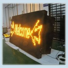 New advertising products outdoor portable message display