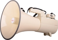 CE Certified HY3009M 45W High Power Car Megaphone With VHF Wireless Microphone