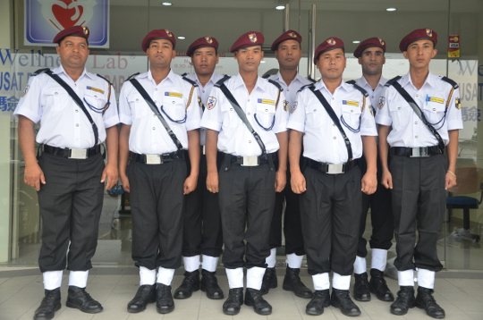 Provide Reliable Security Guard and Gurkha Guard Services