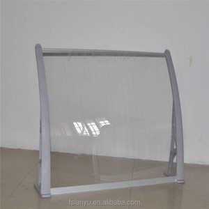 plastic roofing materials UV coating Lexan 2 wall polycarbonate roofing/cannopies/shelters sheets