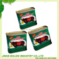 340g cheap canned beef luncheon meat