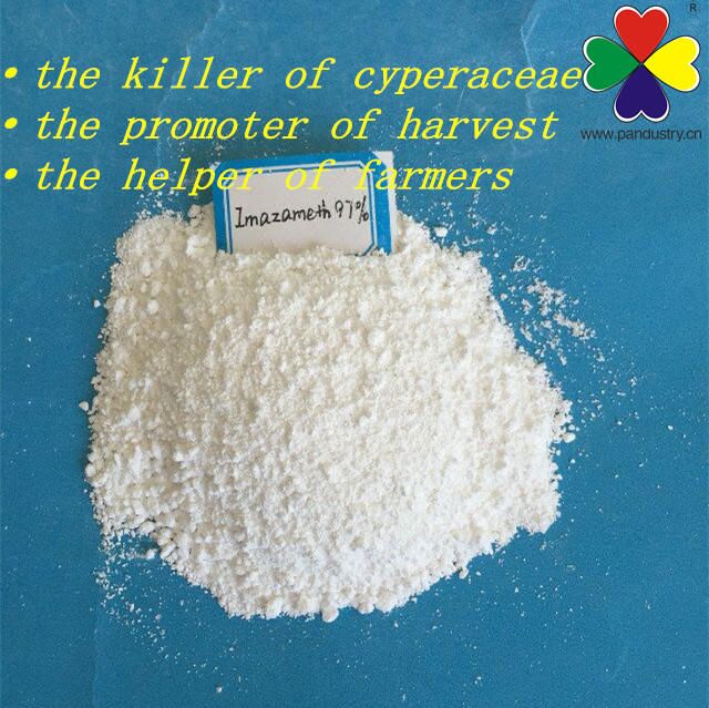 High quality herbicide Imazapic 98% TC