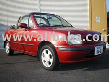 Nissan March 1997 used car