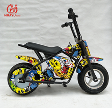 Small Electric Motorcycle 24V 250W for Children Vehicle
