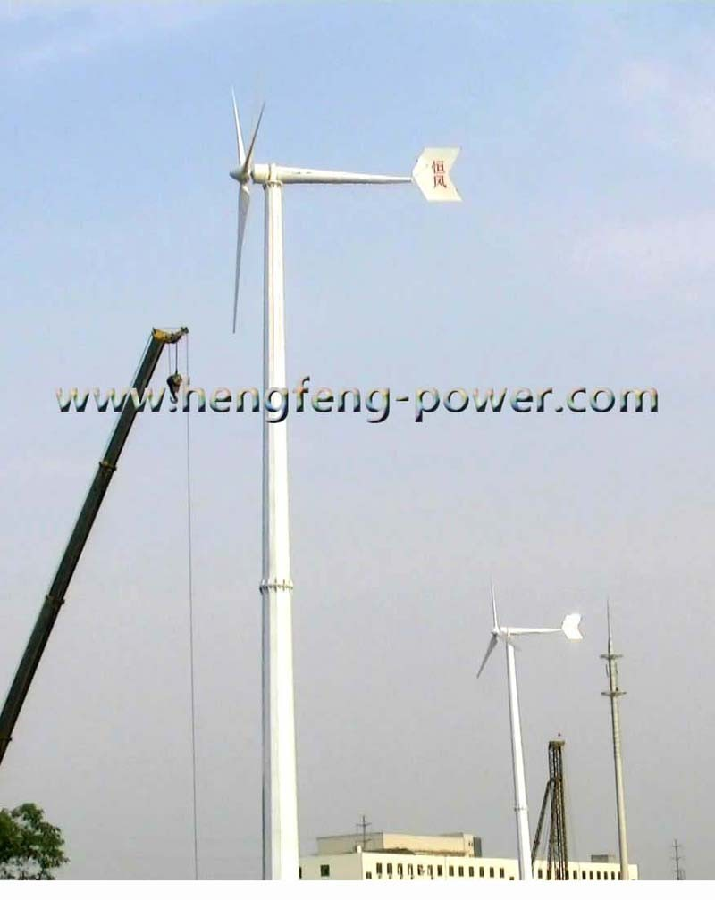 10kw wind turbine generator (horizontal-axis windmill turbine generator)