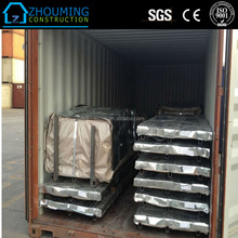 corrugated polyester sheet roofing