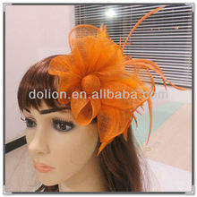 Hot Sell !! Wholesale New Ladies hair Fascinators For Wedding