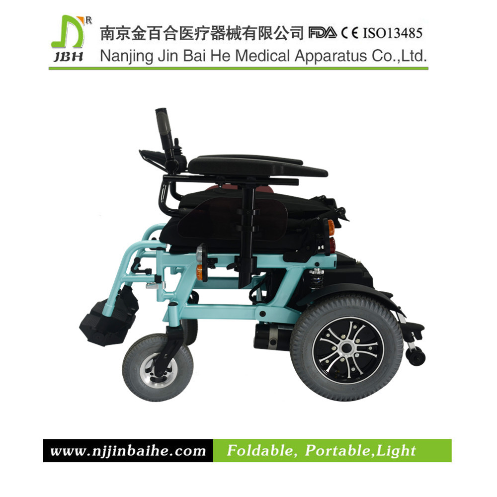 Electric Rollator Wheelchair Motor 12v Tires Buy