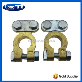 OEM Cable Connector Heavy Duty Brass Car Battery Terminal