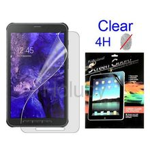 Professional Clear 4H/Frosted Anti-Fingerprint LCD Screen Protector for Samsung Galaxy Tab Active LTE Film Guard