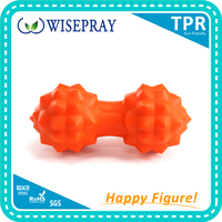 Exercise roller ball weight gainer back stretcher massage roller