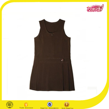 Hot summer bay school uniform pinafore jumper school uniform design school uniform material